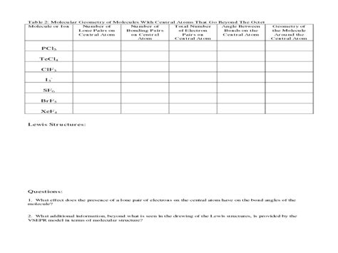 polyatomic ions lesson plans worksheets lesson planet
