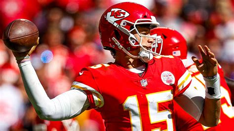 Sorry, Patrick Mahomes, Chiefs Can't Get More Prime-time