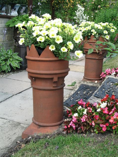 Garden Chimney by 23 Best Images About Chimney Pot Planting On