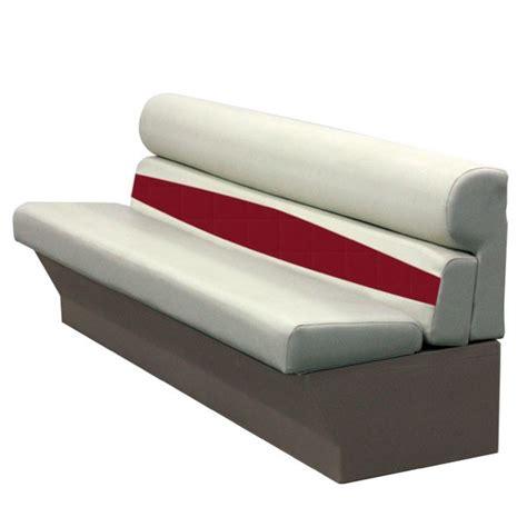Pontoon Boat Seats by Elite 96 Inch Pontoon Boat Seat Furniture