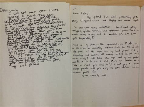 writing eleanor palmer primary school