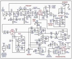 That Corp Compressor Pedal Schematic