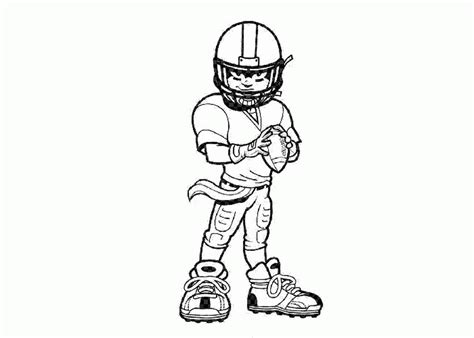 football players coloring pages coloring home