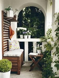 kahle wande geschickt kaschieren bild 7 schoner wohnen With balkon ideen schmal