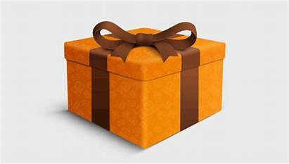 Gift Box Opening Animated Email Boost Element