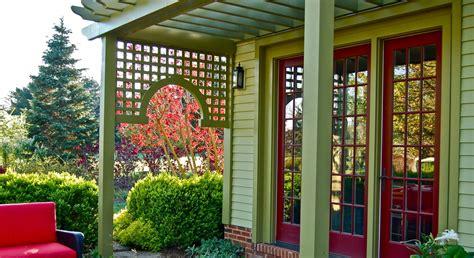 Kitchen Wine Rack Ideas - metal lattice panels patio traditional with cottage garden lattice outdoor beeyoutifullife com