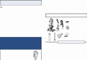 Bissell Powerclean Swivel Pet Rewind 2256k User Manual