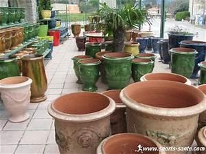 Jarre Terre Cuite Grande Taille : poterie de jardin grande taille maison image id e ~ Dailycaller-alerts.com Idées de Décoration