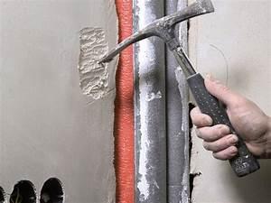 Abdeckung Für Heizungsrohre An Der Wand : so befestigen sie fallrohrverkleidungen an der wand ~ A.2002-acura-tl-radio.info Haus und Dekorationen