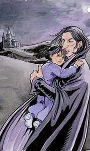 Lullaby by Sigune | Snape fan art, Severus snape, Snape ...