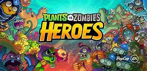 Plants VS Zombies Heroes EA Annonce Un Hearthstone Like