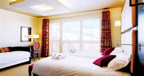 chalet hotel des deux domaines plagne