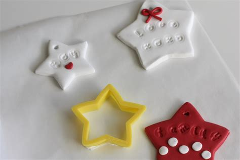 polymer clay christmas ornament craft catch my party