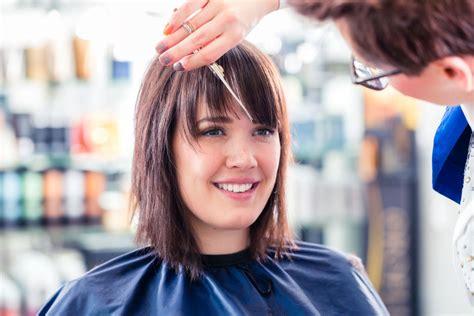 frange cheveux frange pour cheveux fins forme et entretien ooreka