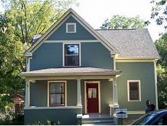 Exterior Window Color Schemes by Exterior House Paint Color Schemes
