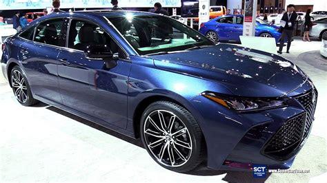 2019 Toyota Avalon Xse by 2019 Toyota Avalon Xse Exterior And Interior Walkaround
