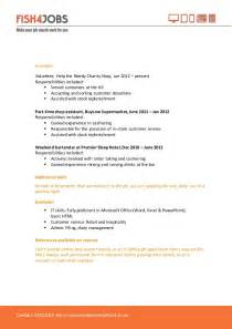 school leaver resume exles school leaver resume free excel templates