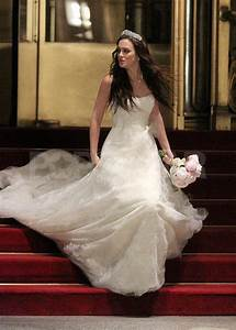 blair waldorf wedding dress pictures on gossip girl set With blair wedding dress