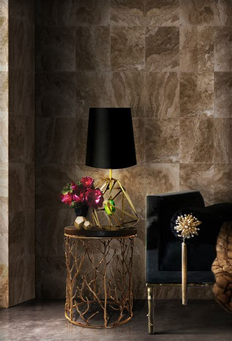 10 Stylish Ideas With Round Side Tables Design For Your