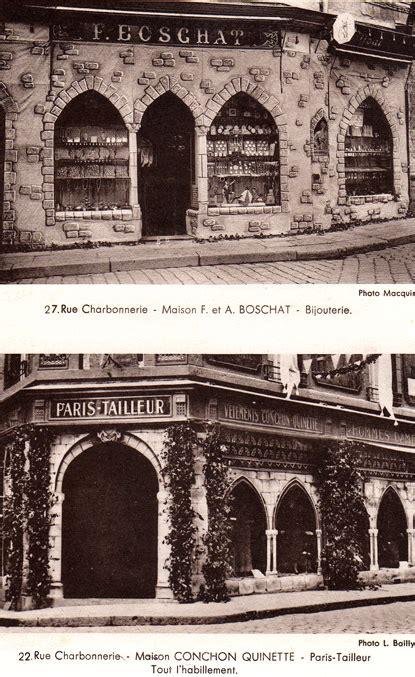 chambre de commerce st brieuc commerces de brieuc en 1934 bretagne