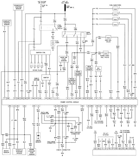 Outback Wiring Diagram by 2005 Subaru Outback Wiring Diagram Electrical Website