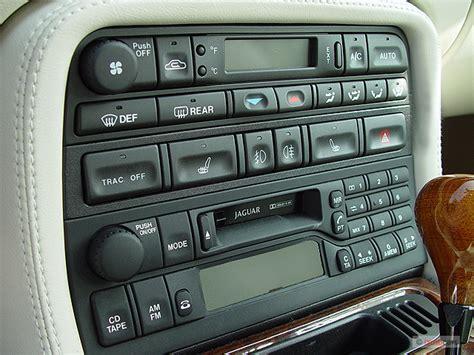replace  xk stereo jaguar forums jaguar