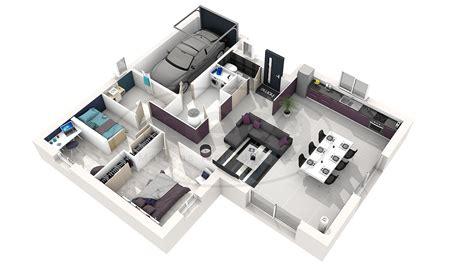 plan maison moderne 3d plan 3d maison moderne maison moderne