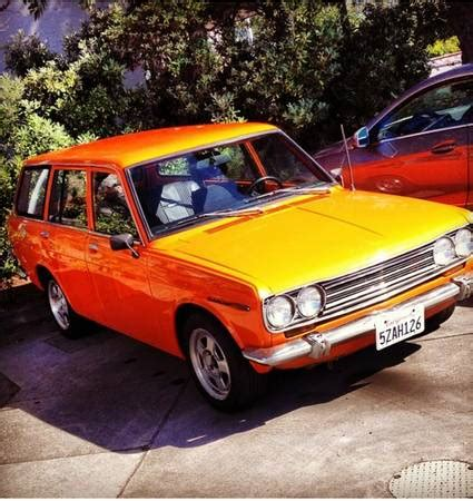 Datsun 510 For Sale Nc by 1969 Datsun 510 Two Door Roller For Sale In Kannapolis