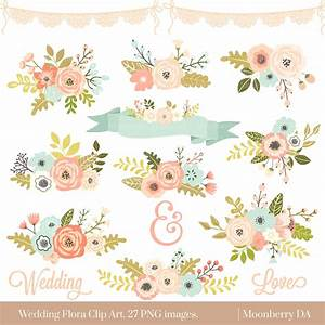wedding floral clipart quot floral clipart quot flowers clipart With wedding invitation flower clipart free
