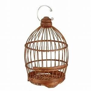 Cage Oiseau Deco : cage oiseaux decorative d occasion ~ Teatrodelosmanantiales.com Idées de Décoration