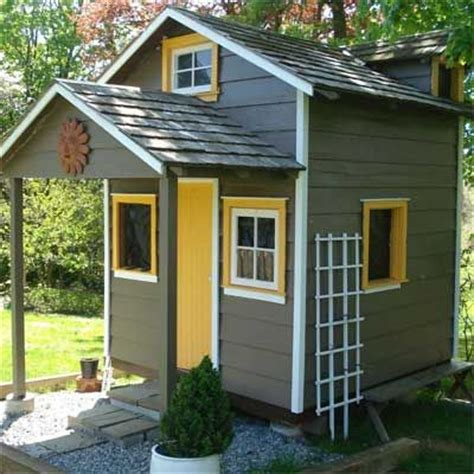 playhouse garden shed 1000 ideas about shed playhouse on storage