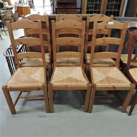 chaises paillées les meubles occasion