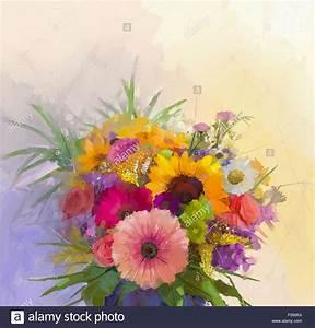 ölgemälde Blumen In Vase : lgem lde blumen stockfotos lgem lde blumen bilder alamy ~ Orissabook.com Haus und Dekorationen