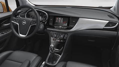 Nuova Opel Mokka Interni - dimensioni opel mokka x 2016 bagagliaio e interni
