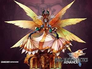 Final Fantasy Tactics Advance FFTA Wallpaper The Final