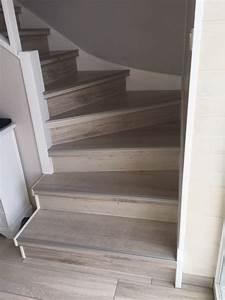 les 25 meilleures idees de la categorie habillage escalier With peindre rampe escalier bois 7 maytop tiptop habitat habillage descalier renovation
