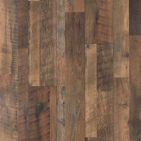 Shop Pergo MAX River Road Oak 7.48 in W x 3.93 ft L
