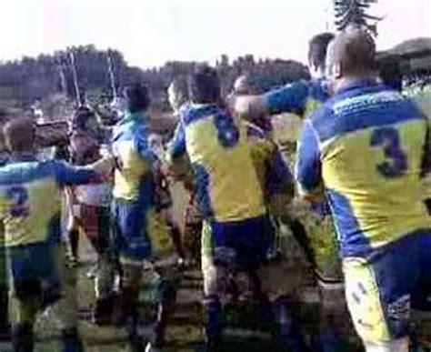 bagarre rugby rcav la seyne bagarre rugby fight