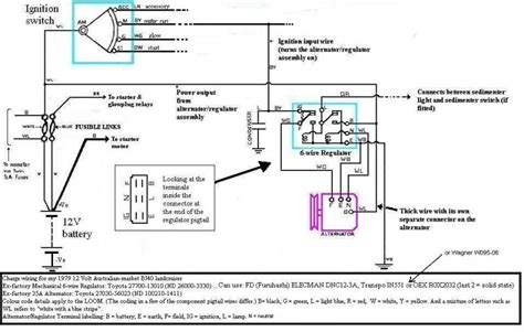 Ih 595 Wiring Schematic by Ammeter Fusible Links Late Model 40 Series Page 3