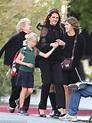 Julia Roberts plants smooch on husband Danny Moder during ...