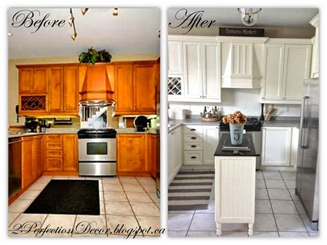 2perfection Decor Painted French Country Kitchen Reveal