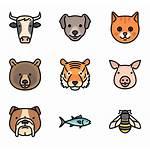 Animals Flaticon Icons Packs Icon Landscapes Animal