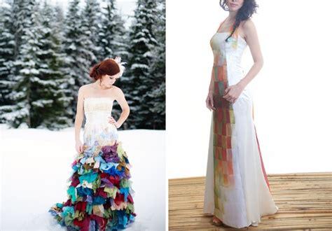 The Alternative Wedding Dress