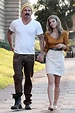 AnnaLynne McCord and Dominic Purcell together in LA ...