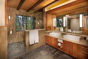 15, Refined, Rustic, Bathroom, Designs, For, Your, Rustic, Home