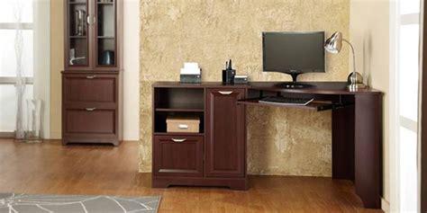 Merido Collection Computer Desk Braxton Trestle Desk