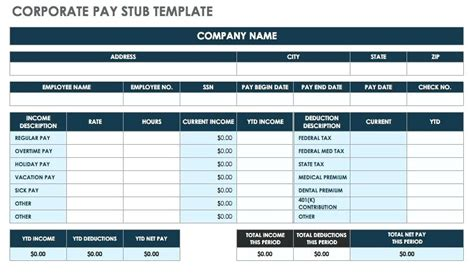 Free Pay Stub Template With Calculator Paycheck Calculator Excel Biweekly Pay Calendar Template
