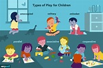 Important Types of Play in Your Child's Development