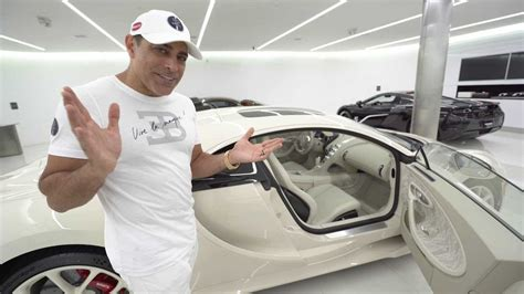 6 famous bad boys who own a bugatti veyron. Bugatti Owner Explains Why He Has Three Of Them