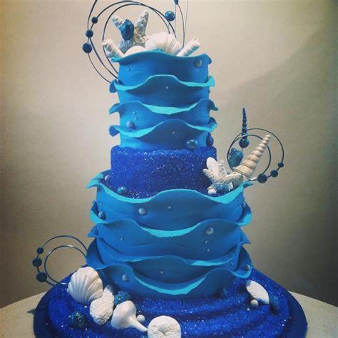 ocean cake  bryson perkins cakesdecor